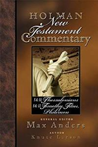 eBook Holman New Testament Commentary - 1  2 Thessalonians, 1  2 Timothy, Titus, Philemon ePub