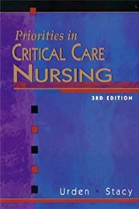 eBook Priorities in Critical Care Nursing ePub