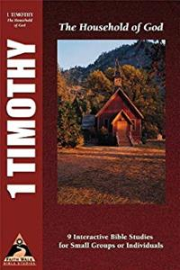 eBook 1 Timothy: The Household of God (Faith Walk Bible Studies) ePub