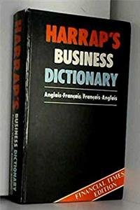 eBook Harrap's Business French-English Dictionary: Dictionnaire Anglais-Francais (English and French Edition) ePub