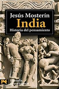 eBook India: Historia Del Pensamiento / History of Thought (El Libro De Bolsillo. Areas De Conocimiento. Humanidades. Filosofia) (Spanish Edition) ePub