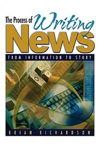 eBook The Process of Writing News ePub