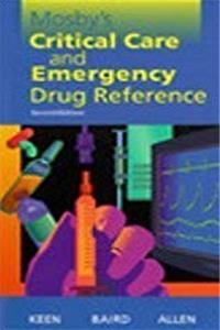 eBook Mosby's Critical Care and Emergency Drug Reference ePub