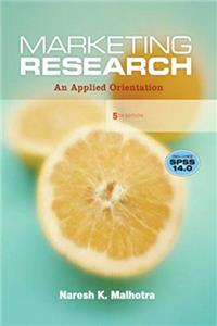 eBook Marketing Research: An Applied Orientation (5th Edition) ePub