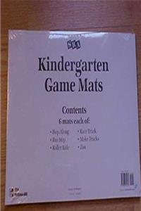 eBook SRA Kindergarten Game Mats ePub