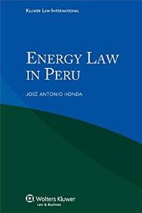 eBook International Encyclopedia of Laws: Energy Law in Peru ePub