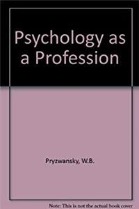 eBook Psychology as a Profession (Psychology practitioner guidebooks) ePub