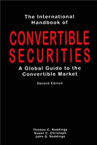 eBook The International Handbook of Convertible Securities: A Global Guide to the Convertible Market ePub