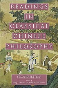 eBook Readings in Classical Chinese Philosophy ePub